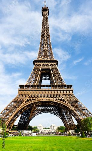 Panel Szklany Paris