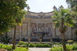 ������, ������: Fontaine dans les jardins du Palais Saint Antoine
