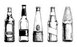 Fototapety Beer bottle