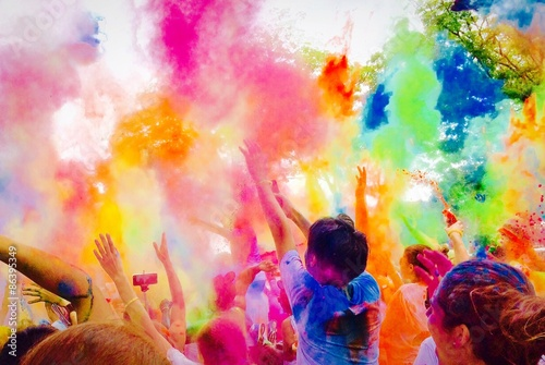 It's fantastic!! color run