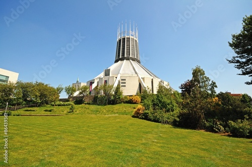 Poster Liverpool Metropolitan Cathedral.