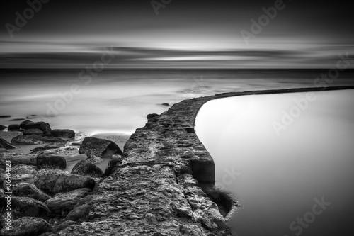 Fototapety, obrazy : The pebble beach