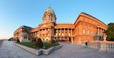 Fototapeta Royal palace in Budapest, panorama