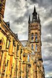 Fototapeta University of Glasgow Main Building - Scotland