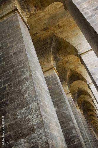 Póster Under a bridge