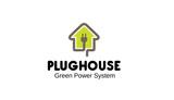 Fototapety Plug House Logo template