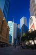 Dallas downtown skyscrapers