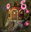 Enchanted teapot house