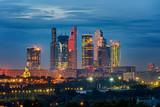 Fototapeta Moscow City