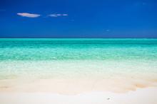 Piękna plaża ocean