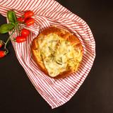Fototapeta Italian potato pie