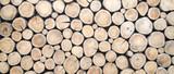 Fototapety wallpaper wood log