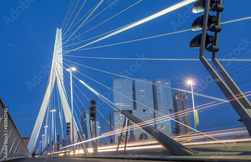 Foto op Canvas Canada Rotterdam