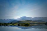 Fototapety Majestic mountain lake