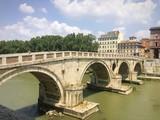 Obraz na płótnie ponte sisto roma