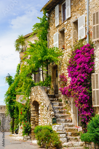House of Saint Paul de Vence, France © siempreverde22