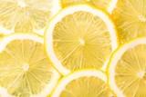 Fototapeta Lemon, citrus, green.