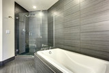 Fototapety Extremly beautiful and modern bathroom.