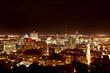 Panoramic Photo Montreal city night Photo