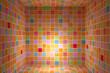 Tiles cube