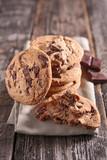 Fototapeta cookie