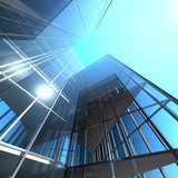 commercial architecture building
