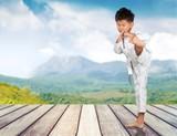 Karate, Child, Tae Kwon Do.