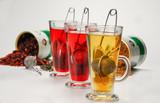 sıcak çay&antioksidan bitki çayları poster