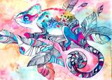 chameleon - 87232360