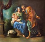 Cordoba - The Holy Family painting  - 87299300