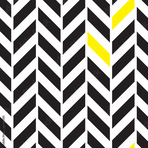 Chevron alternate seamless pattern © Victoria Kalinina