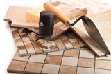 Modern tiles for kitchen and bathroom
