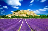Provence - Lavender fields in France