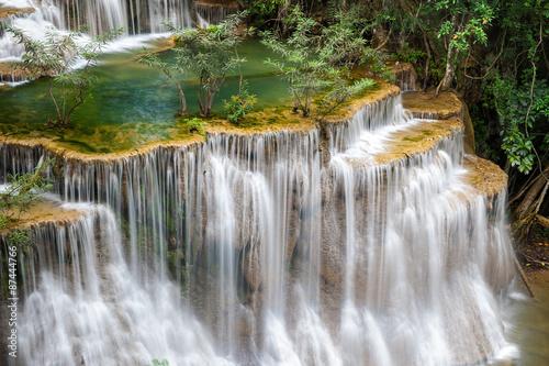 Plakat Waterfalls of Asia, Huai Mae Khamin