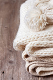 Fototapety warm clothes