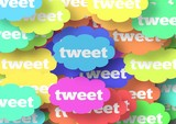 Rainbow Tweet Cloud