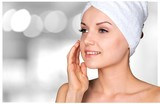 Microdermabrasion, Peel, Beauty Treatment. poster
