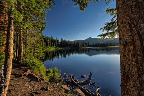 Silver Lake at Brighton Utah