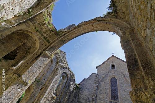 Poster Abbaye de Marcilhac sur Célé