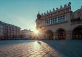 Sunrise in Krakow. Poland - 87532331