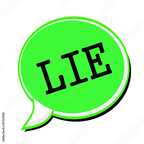 speech on lie When is lying good by quora contributor  is lying always bad this question originally appeared on  i'd just lie to the kid and say she was hit by a car.