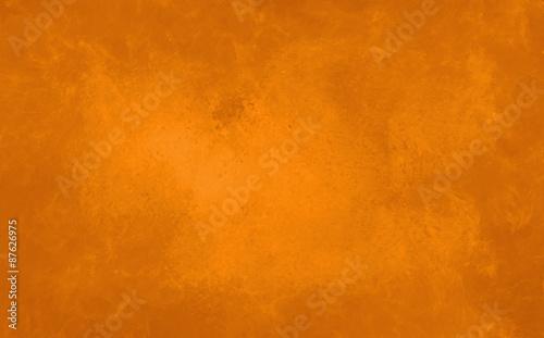 fototapeta na ścianę pomarańczowy marmurkowe tekstury tła. Jesień w tle. Halloween w tle.