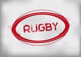 Fototapety Rugby England Graffiti