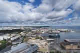 Widok z lotu ptaka Gdyni
