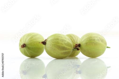Poster Gooseberry fruit