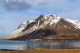 Volcanic landscape on the Snaefellsnes peninsula in Iceland poster