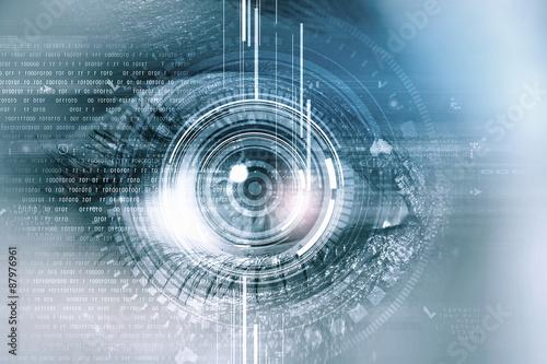 Juliste Eye identification