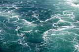 Seawater with Foam