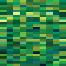 Een abstract pixel art vector achtergrond