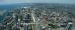 Aerial view of Toronto Canada